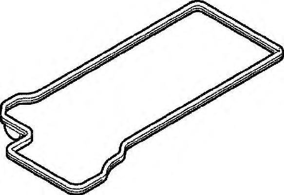 266160 Прокладка клапанной крышки SUZUKI VITARA 2.0-2.7 левая 94-