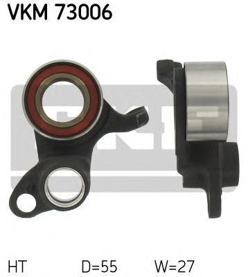 VKM73006 Ролик натяжной ремня ГРМ Honda Accord 2.2 16V 93