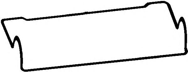 11055100 Прокладка крышки ГБЦ TOYOTA