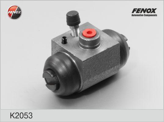 K2053 Цилиндр торм. зад. Ford Tranzit