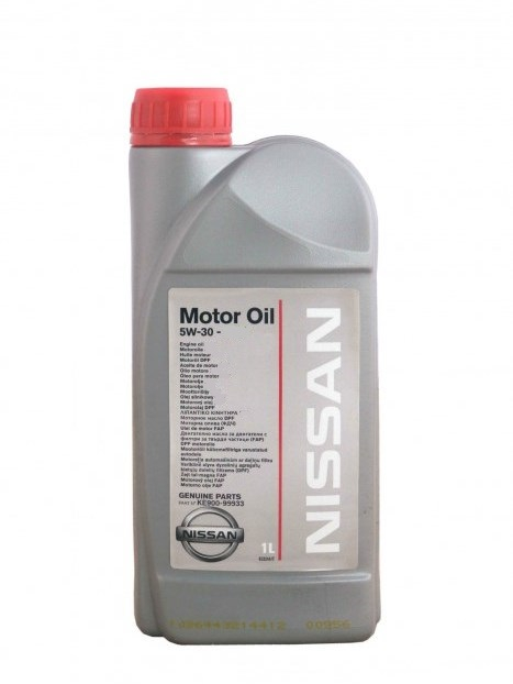 KE90099933R Масло мотор. NISSAN 5W30 (1L)