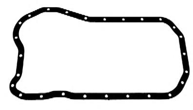1056040 Прокладка поддона VAG/FO/MB 2,8L VR6 91-