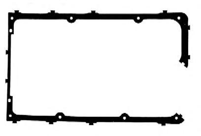 1526533 Прокладка клап.крышки FO Sierra, Transit