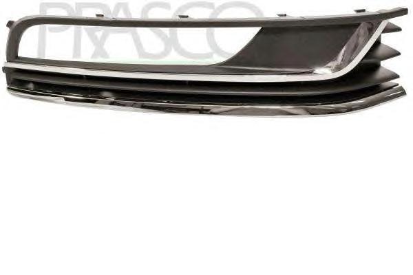 VW0552133 Решетка бампера правая / VW Passat 11~