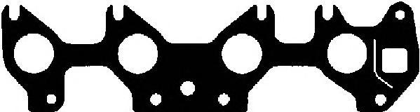 13079600 Прокладка впуск.коллектора DAEWOO/OPEL 1.4-1.6 14SE/C14SE/C16SE 91-