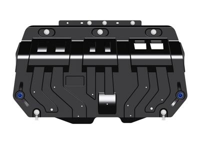 830077498 Защита картера Mazda  2013-