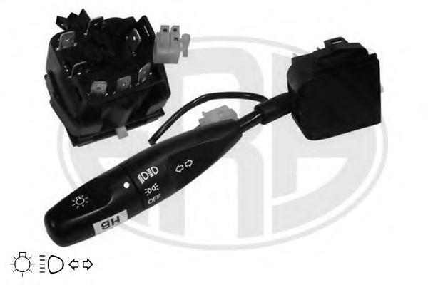 440420 440420_подрулевой переключатель Chevrolet/Daewoo Nexia/Espero (свет)