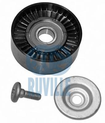 57505 Ролик приводного ремня MERCEDES-BENZ: C CLASS C 180 Kompressor/C 180 Kompressor/C 200 Kompressor 07-, C CLASS T-Model C 18