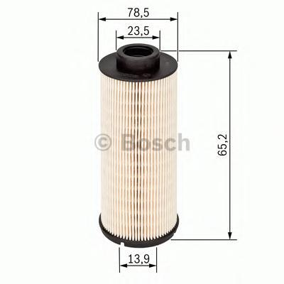 1457070000 Фильтр топливный PEUGEOT/CITROEN 2.0/2.2 HDI