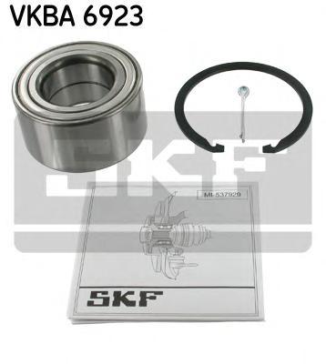 VKBA6923 Подшипик ступицы Fr Hyund Elantra, i30, Kia Cee`D