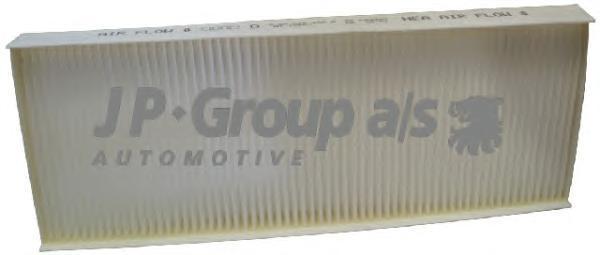 1128101400 Фильтр вентиляции салона / AUDI 80,A-4,VW Passat-V 91~
