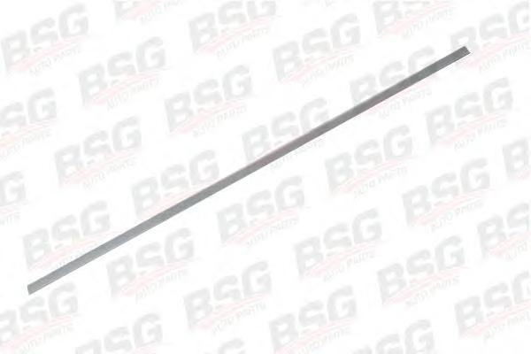 BSG30924047 Молдинг передней левой двери-грунтованный / FORD Mondeo-III