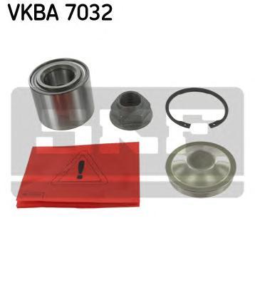 VKBA7032 Подшипник ступ.RENAULT CLIO IV 12- зад.