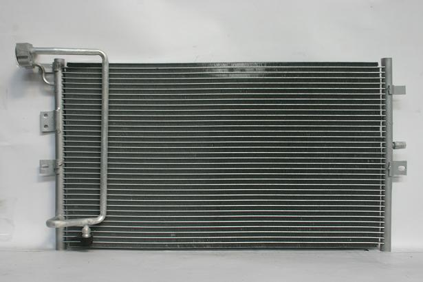 104301e Радиатор  кондиционера