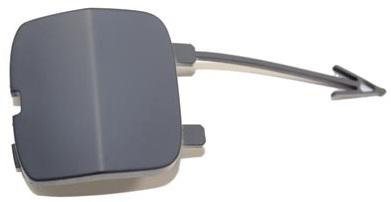 1483966 Заглушка заднего бампера, под крюк буксировочный /  FORD Mondeo-IV (Sedan) 07~