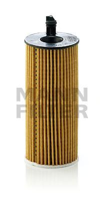 HU6004X Фильтр масляный BMW E90/F10 2.0D/2.5D/3.5D