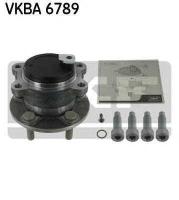 VKBA6789 Ступица с подшипником FORD FOCUS III 11- зад.