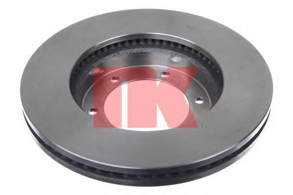 2045153 Диск тормозной TOYOTA HIACE 95- передний вент.