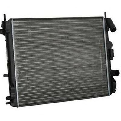 70208 Радиатор RENAULT LOGAN / CLIO 1.2-1.6/1.9D +AC 98-