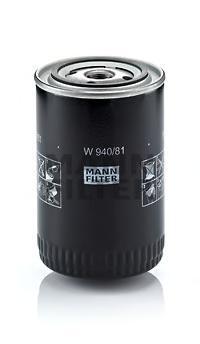 W94081 Фильтр масляный TOYOTA LAND CRUISER 70/80 3.0D-4.5 -97
