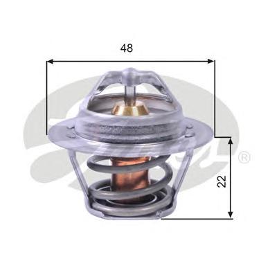 TH00391G1 Термостат FORD SIERRA 1.3-2.0 87-94