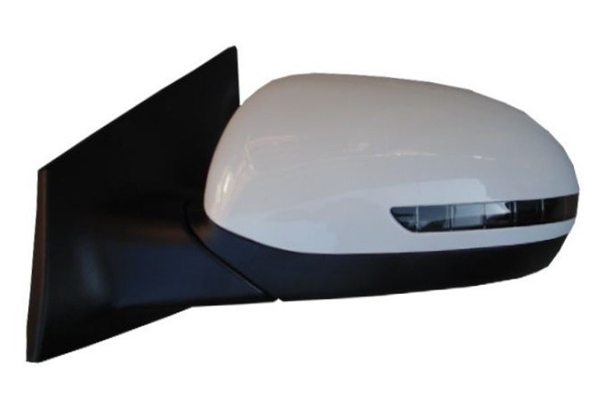 876104Y041 Зеркало лев РИО 2011 с пов.