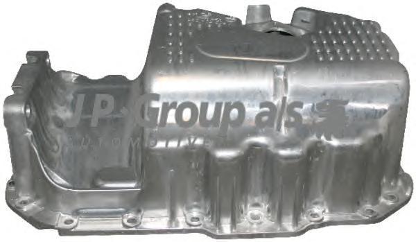 1112900200 Поддон картера двигателя-алюминиевый с отверстием под датчик / AUDI,SKODA,VW 1.4/1.6 FSI 03~
