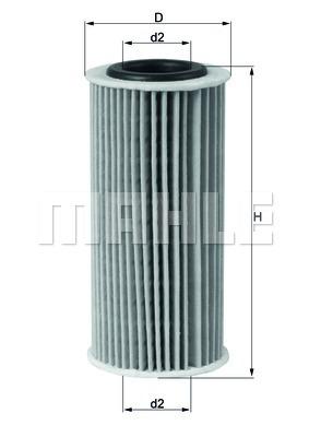 OX835D Фильтр масляный VAG CJSA/CJSB/CJXC/CJEB/CABD/CDNA/CNCB/CNCD