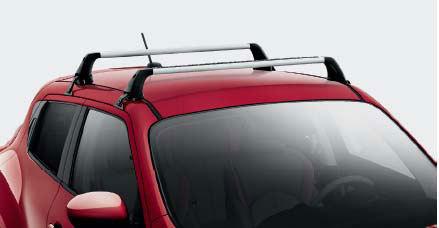 KE7301K000 Багажник NISSAN JUKE (стальной)