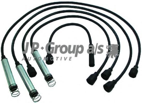 1292000410 Провода высоковольтные, комплект / OPEL Ascona-C,Kadett-E 1.8/2.0SE,NE,NV