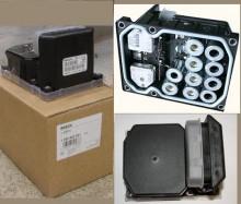 1265900001 Блок управления ABS BMW E39