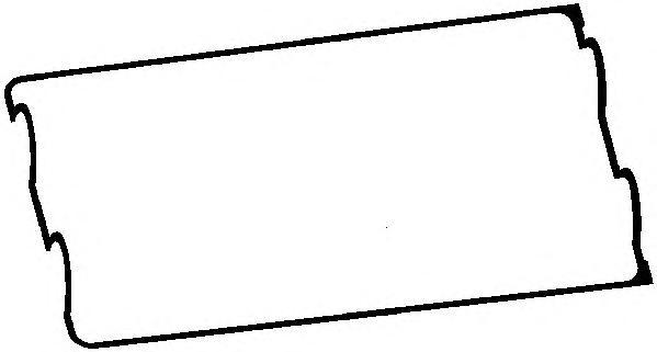 11058700 Прокл клапанной крышки Honda