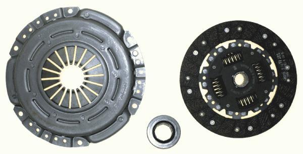3000124007 Сцепление к-т VOLVO 240/740/940 2.0-2.3 83-98