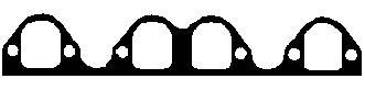 915213 Прокладка впуск.коллектора AUDI/VW/SKODA 1.9D/TD/2.0TD 89-