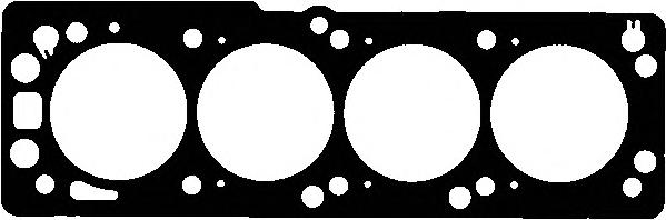 470364 Прокладка ГБЦ Opel Astra G 1.6 16V Z16SE 00