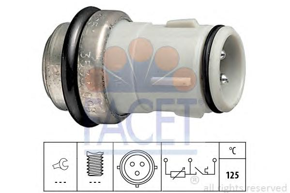 73533 Датчик температуры охлаждающей жидкости AUDI: 100 (4A, C4) 2.0/2.0 E/2.0 E quattro 90-94, 100 Avant (4A, C4) 2.0 E/2.0 E q