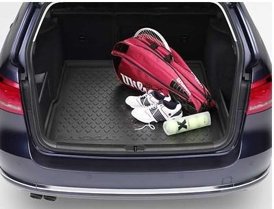 3C5061161 Коврик в багажник (Passat Седан B7)