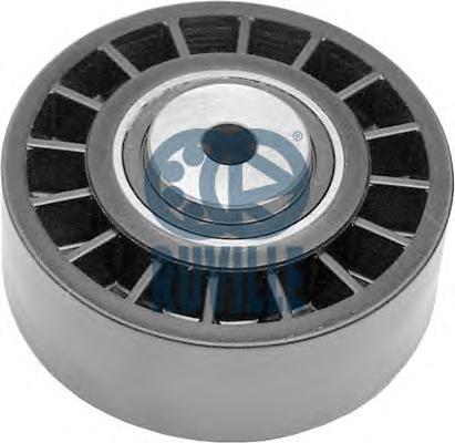 55124 Ролик промежуточный поликлинового ремня MERCEDES-BENZ: C-CLASS C 200 Kompressor /C 230 Kompressor 93-00, C-CLASS C 200 Kom