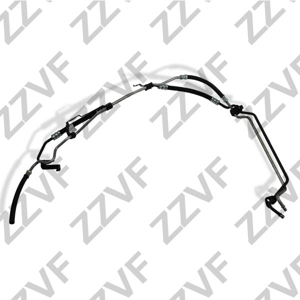zv14817 Шланг гидроусилителя руля комплект (без штуцеров)