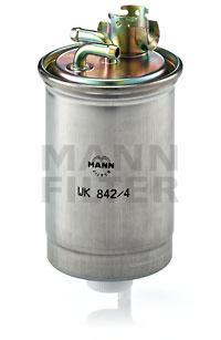 WK8424 Фильтр топливный VAG GOLF/JETTA/LT/PASSAT/T3/T4