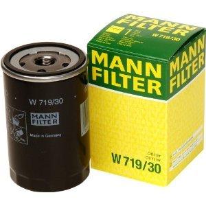 W71930 Фильтр масляный AUDI 80/100/A4/A6/VW G3/PASSAT 1.6-4.2