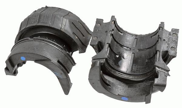 3747501 Втулка стабилизатора VW TOUAREG 02-10 пер.подв.