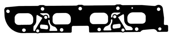 713935100 Прокладка коллектора Opel Insignia 2.0Turbo 08