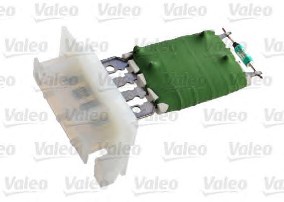 515079 Резистор мотора отопителя CITROEN BERLINGO/PEUGEOT PARTNER