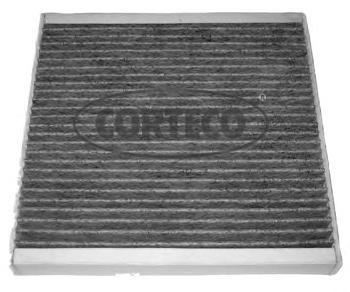 80001035 Фильтр салона угольный CC1323 SMART: FORTWO Cabrio 07-, FORTWO купе 07-