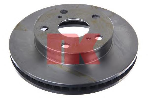 2045138 Диск тормозной TOYOTA HILUX 06- передний вент.D=257мм.