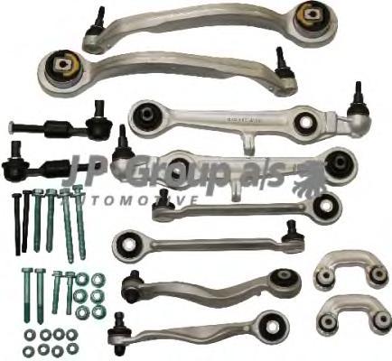 1140103810 Комплект рычагов передней подвески / AUDI A-6,SKODA SUPERB,VW Passat-V