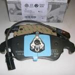 8R0698151 Колодки тормозные дисковые передние / AUDI A4, A7, A5 08~