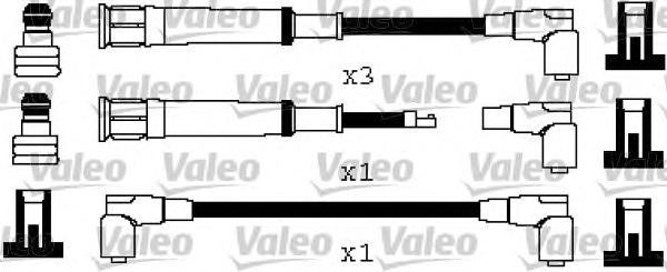 346577 Провода зажигания