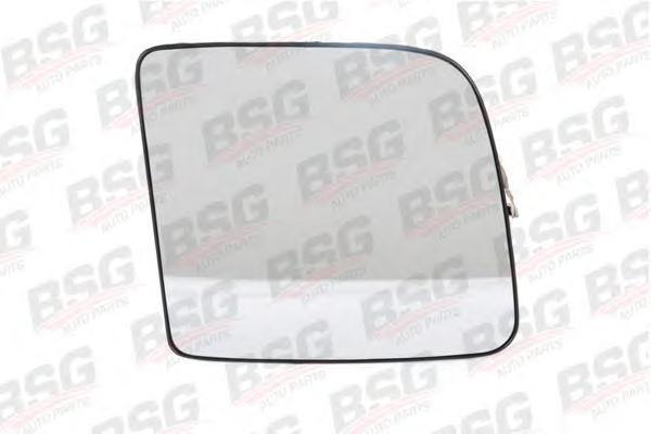 BSG30910014 Стекло зеркала с обогревом левое / FORD Transit Connect 02~